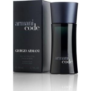 Ένα από τα φθηνά ανρικά αρώματα που θα βρείτε online το Giorgio Armani Code