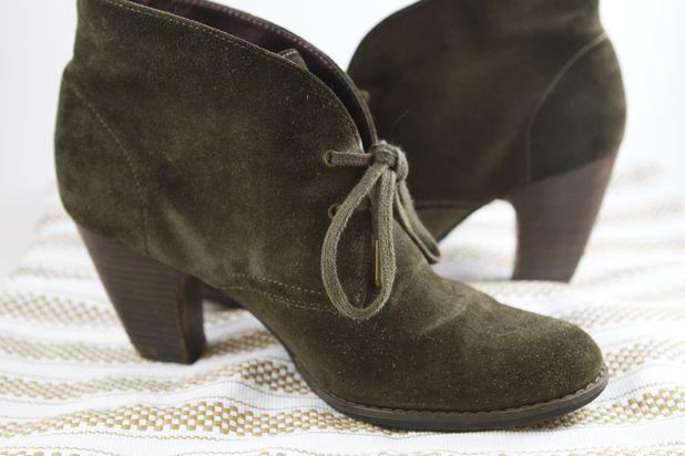 Αδιαβροχοποίηση παπουτσιών