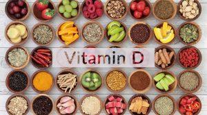 vitamin D φαγητά