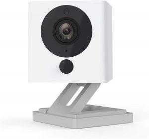 Έξυπνα δώρα Wi-Fi SmartHome Security Camera, Works with Alexa, 1080P HD