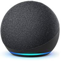 Έξυπνα δώρα All-new Echo Dot (4th generation) | Smart speaker with Alexa | Charcoal