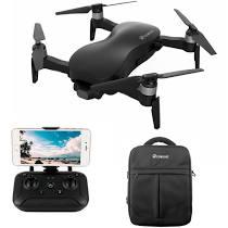 Έξυπνα δώρα Upgraded Eachine EX4 5G WIFI 3KM FPV GPS With 4K HD Camera 3-Axis Stable Gimbal 25 Mins Flight Time RC Drone Quadcopter RTF - With Storage Bag One Battery 3KM White