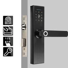 Έξυπνα δώρα Electronic Smart Door Lock Biometric Fingerprint Digital Code Smart Card Key