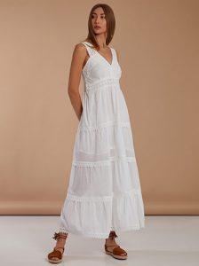 καλοκαιρινά φορέματα μάξι φόρεμα