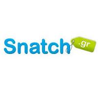 Κουπόνια Snatch προσφορές Cashback Επιστροφή Χρημάτων
